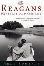 The Reagans : Portrait of a Marriage by Anne Edwards (2003, Hardcover, Revised)