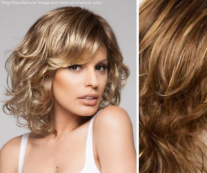 Imperfect ellen wille Cat Wig - Synthetic Lace Front - Color Cognac Rooted