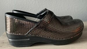Dansko Clogs 39 Professional Women's Shoes Comfortable Work Shoes
