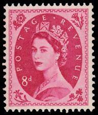 "GREAT BRITAIN 327 (SG550) - Queen Elizabeth II ""1955 Wilding"" (pf54767)"