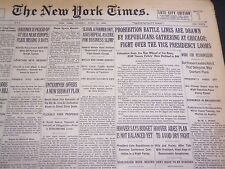 1932 JUNE 12 NEW YORK TIMES - PROHIBITION BATTLE LINES DRAWN IN CHICAGO- NT 4754