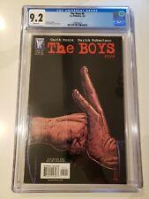 The Boys 5 CGC 9.2, DC/Wildstorm Comics 2007
