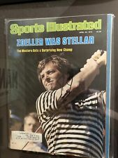 Fuzzy Zoeller signed autographed SI Magazine