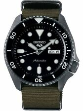 Seiko 5 Gents Automatic Divers Style Sports Watch SRPD65K4