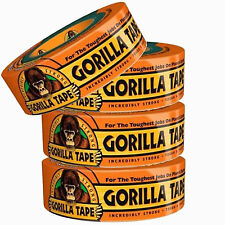 GORILLA TAPE  1 x 11m Duct Tape Incredibly Strong Extra Thick Tape 052427600127