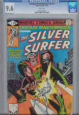 Fantasy Masterpieces (Silver Surfer) V2 #5 CGC 9.6 NM+ Comic '80: Make Offer!