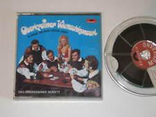 TONBAND/Polydor 3623011/OBERKRAINER WUNSCHKONZERT/DAS OBERKRAINER SEXTETT