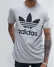 ADIDAS Men's Originals Trefoil Logo Tee T-Shirt Top - Size S to 2XL - OZ STOCK!