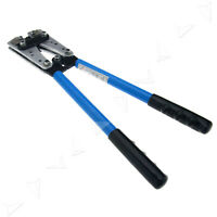New 6-50mm² Pliers Crimper Wire Cable Ratchet Crimping Hand Tool