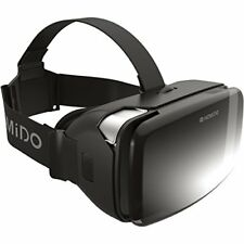 Homido V2 Virtual Reality 3D Glasses Headset Fit For 4'-5.7' Smartphones F/S I