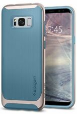 Galaxy S8 Case, Spigen Neo Hybrid Cover - Niagara Blue