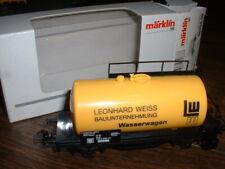 Märklin H0 00754-19 - Wasserwagen  Leonard Weiss - unbespielt