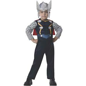 Marvel Thor Super Hero Adventure's Muscle Toddler Size 2/4 Costume Rubie's DEALS