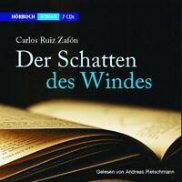 Hörbuch Der Schatten des Windes von Carlos Zafón