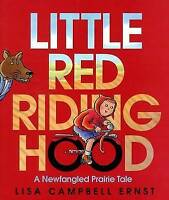 NEW Little Red Riding Hood by Lisa Campbell Ernst