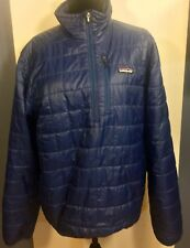 PATAGONIA Blue Nano Puff RETIRED PrimaLoft Insulated Puffer Jacket - Size M NWOT