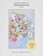Engineering Economy 8E by Leland Blank Anthony Tarquin (Global Edition)