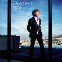 Simply Red : Stay CD Deluxe  Album with DVD 3 discs (2014) ***NEW*** Great Value