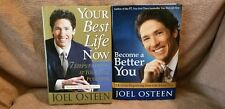 Joel Osteen Collection Set (2 Hardcover Books)