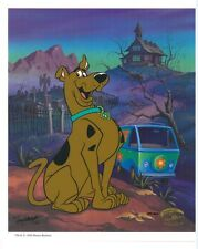 """Classic Scooby-Doo"" Limited Edition Cel Iwao Takamoto Design Cartoon Animation"