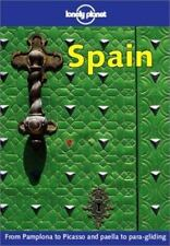 Lonely Planet Travel Guides: Spain by Damien Simonis (2001, Paperback)