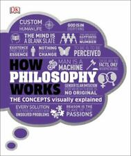 How Philosophy Works: The Concepts Visually Explained [How Things Work] DK VeryG