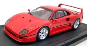 Top Marques 1/43 Scale TM43-11A - 1987 Ferrari F40 - Red
