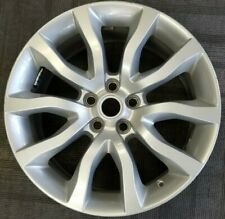"20"" LAND ROVER RANGE ROVER SPORT FACTORY OEM ALLOY WHEEL 2014-2017 20x8 1/2"