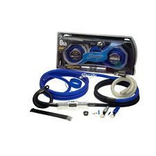 Stinger SK6201 Car Audio Power Wiring Kit High Quality 1/0 Gauge 100% Copper