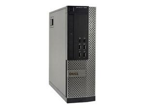 Dell Optiplex 9020 SFF Intel i7 Gen 4 3.4GHz 8GB RAM 320GB HDD Win 7 Pro