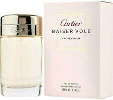 Cartier Baiser Vole Eau De Parfum Spray For Women 3.3 Oz / 100 ml Brand New!