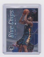 2019-20 Panini Mosaic Blue Chips Zion Williamson Rookie RC #8