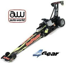 AUTO WORLD ~ NHRA SealMaster J.R. Todd Top Fuel Dragster ~ ALSO FITS AFX, AW
