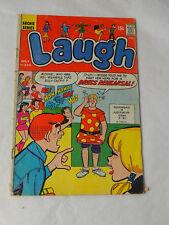 """LAUGH """"Archie Series"""" July  No.244 1971"""