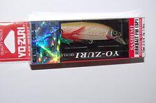 """yo zuri sashimi jerkbait fw suspending 2 3/4"""" 1/4oz r1019-cmov chameleon olive"""
