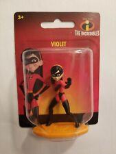 Disney Pixar The Incredibles Figurine Violet