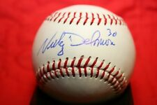 NICKY DELMONICO AUTOGRAPHED SIGNED BASEBALL CHICAGO WHITE SOX COA