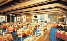 HOTEL FORT GARRY Winnipeg, Manitoba Restaurant Interior c1960s Vintage Postcard