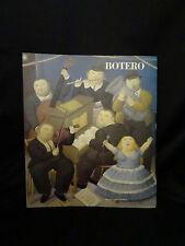 Botero – Fernando Botero – Palazzo delle Esposizioni - Roma 1991