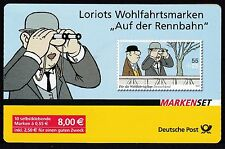 Briefmarkenheftchen aus der BRD (ab 1945) mit Comic-Motiv