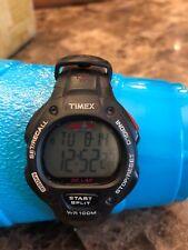 timex ironman triathlon watch