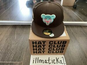 Hat Club Exclusive Chicago Cubs Spumoni 100 Anniversary 7 1/4 New Era Pink UV