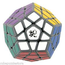 Dayan Megaminx Dodecahedron Gegaminx Twist Puzzle Rubi Magic Cube Gray Fancy Toy