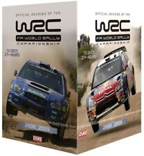 WRC 2000-2009 FIA WORLD RALLY x10 CHAMPIONSHIP SEBASTIEN LOEB NEW DVD BoxSet  UK