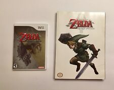The Legend of Zelda: Twilight Princess Nintendo Wii With Official Strategy Guide