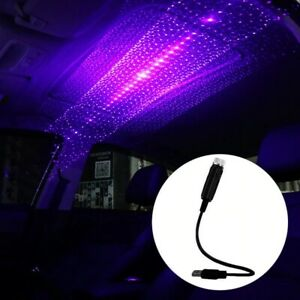 Luminous Ride - Car Roof LED Lights Projector Interior Ambient Atmosphere Galaxy