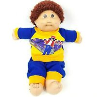 Vintage Xavier Roberts Cabbage Patch Kid Doll 1978 1982 Coleco Appalachian Boy