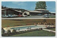 KY ~ Anchor Motel Multi View MONTICELLO Kentucky 1974 Wayne County Postcard