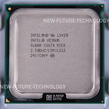Intel Xeon L5420 (BX80574L5420A) SLBBR SLARP CPU 1333/2.5 GHz LGA 771 100% Work