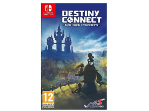 Videojuego Nintendo Switch Destiny Connect: Tick-Tock Travellers Day One Edition